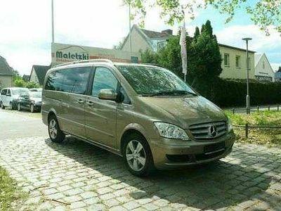gebraucht Mercedes Viano 3.0 CDI Ambiente Lang*6.Sitze*Comand*2xTür