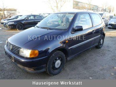 second-hand VW Polo III Lim. Basis *Schiebedach*TÜV 05.2019*