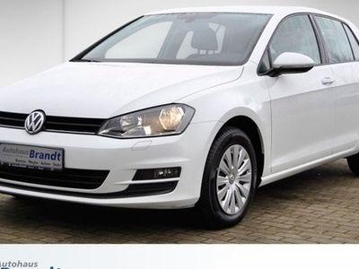 gebraucht VW Golf VII 1.6 TDI TEMPOMAT*SITZH.*CLIMATR.