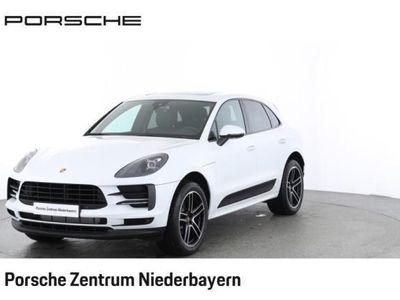 käytetty Porsche Macan (Active Suspension Management (PASM))