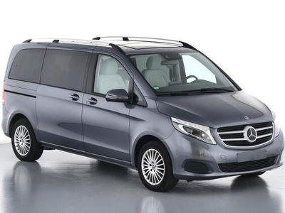 gebraucht Mercedes V220 d Edition Comand/AHK 2,5 t