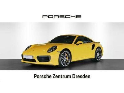 gebraucht Porsche 911 Turbo S / Burmester / ESHD / ACC / SWA / DAB