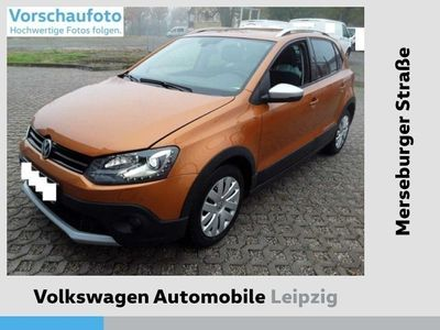 gebraucht VW Polo Cross 1.2 TSI *AHK*GRA*Xenon*Navi*