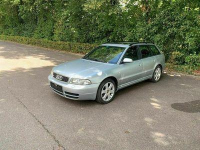 gebraucht Audi S4 B5 Quattro 2.7 Biturbo als Kombi in Gundelsheim