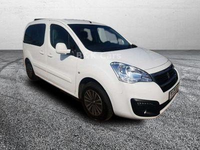 gebraucht Peugeot Partner Tepee Partner Treppe Active/leichter Blechschaden
