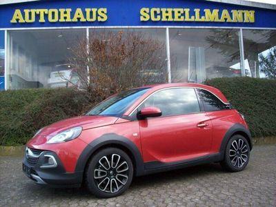 gebraucht Opel Adam Rocks 1,0 T Klimaauto PDC Telefon Sitzheiz