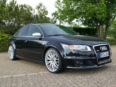 gebraucht Audi RS4 Bilstein b8/Schalensitze/Rnse Navi/Schiebed.