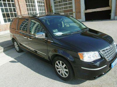 gebraucht Chrysler Grand Voyager Limited- Stow'n Go-Top-Ausst.
