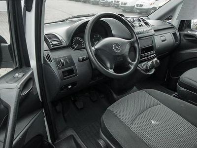gebraucht Mercedes Vito 113 CDI Kastenwagen AHK