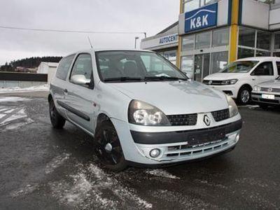 käytetty Renault Clio II Expression, Euro 3 u. D4