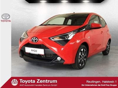 gebraucht Toyota Aygo x-play club 53 kW, 5-türig