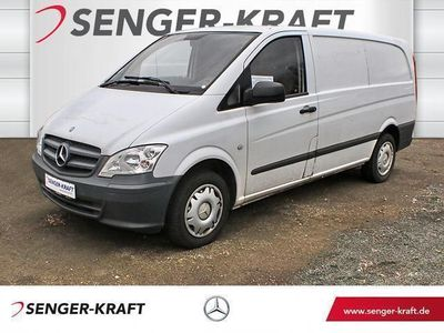 gebraucht Mercedes Vito Kastenwagen 116 CDI Lang