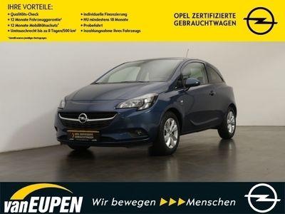 gebraucht Opel Corsa E 1.4 drive - PDC,Sitzh,Beh.Frontsch,Intel