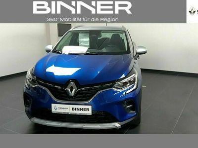 gebraucht Renault Captur TCe 130 GPF Intens