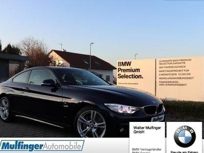 gebraucht BMW 440 i Coupe M Sport M-Fahrw. Xenon Bluetooth PDC