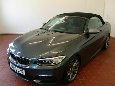 gebraucht BMW M235 Cabrio Sport-Aut. / 1.Hand