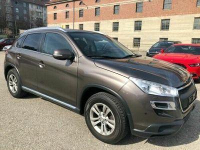 gebraucht Peugeot 4008 Allure 4WD * Leder-Camera *