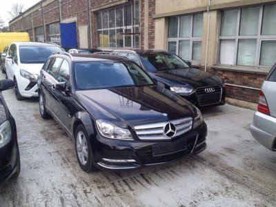 gebraucht Mercedes 220 C-Klasse TCDI BlueEfficiency Avantgarde