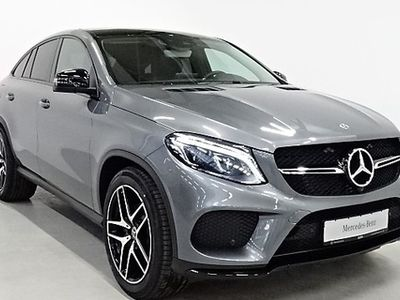 gebraucht Mercedes GLE350 d 4MATIC Coupé AMG/9G/LED/Comand/AHK/SD