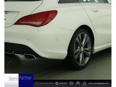 gebraucht Mercedes CLA220 Shooting Brake d URBAN-Xenon-Navi