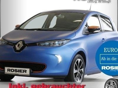 gebraucht Renault Zoe Intens Navi Kamera DAB PDC Bluetooth Navi Ka