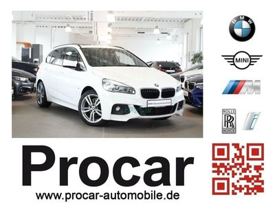 gebraucht BMW 220 Active Tourer d M-Sport LED Pano HIFI Navi