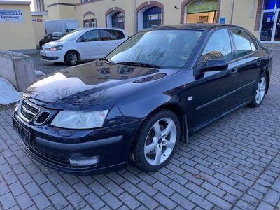 gebraucht Saab 9-3 2.0 Turbo 175 Ps Vector Limousine