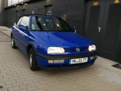 käytetty VW Golf Cabriolet