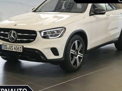 gebraucht Mercedes GLC220 d 4M Night-Paket KEYLESS-GO