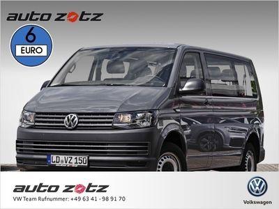 gebraucht VW T6 Kombi 2.0TDI EU6 SCR BMT 84 kW Getriebe