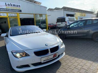 gebraucht BMW 635 Cabriolet 6 635d NAVI-AUTO.. Head-up D?SP.19ZOL