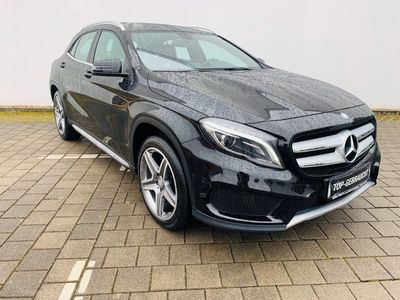 gebraucht Mercedes GLA200 AMG-Line KLIMA / XENON / NAVI / SITZHEIZUNG