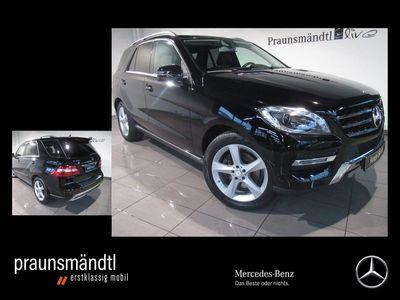 gebraucht Mercedes ML350 BlueTEC 4MATIC Off-Roader