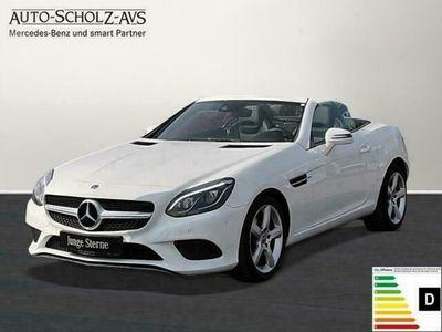gebraucht Mercedes 200 SLCCabrio LED-ILS Airscarf Parkass.Sitzhzg.