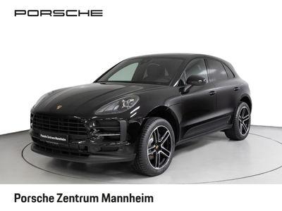 gebraucht Porsche Macan Adapt.Sports. ParkAss. Sitzh. Lenkradh. 20''