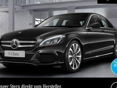 gebraucht Mercedes C400 4M Avantgarde Airmat Stdhzg Distr+ COMAND 9G