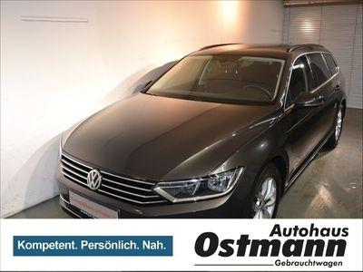 gebraucht VW Passat Variant 1.4 TSI Comfortline NAVI*SHZ*EUR6
