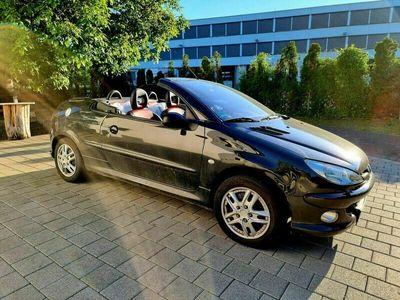 gebraucht Peugeot 206 CC 135 / Sitzheizung/ Licht-/Regensensor/...