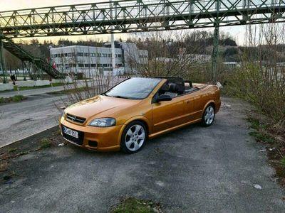 gebraucht Opel Astra Cabriolet g 1.8 125ps