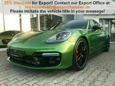 gebraucht Porsche Panamera GTS 4.0 Sportabgas InnoDrive