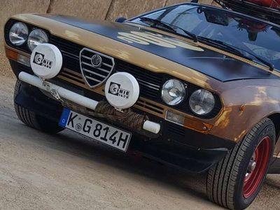 gebraucht Alfa Romeo Alfetta 2.0 GTV - The Outlaw one