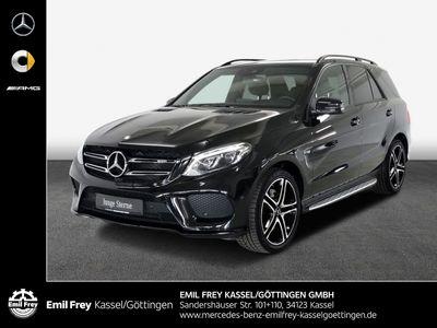gebraucht Mercedes GLE43 AMG AMG 43 AMG 4M+AcitveCurve+Night+ILS+Navi+Kam