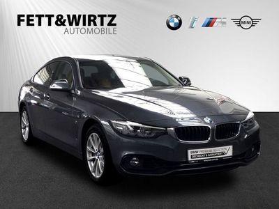 gebraucht BMW 440 i xDrive Gran Coupe SportLine NaviPr HUD LED