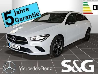gebraucht Mercedes CLA200 PROGRESSIVE MBUX+LED+AHK