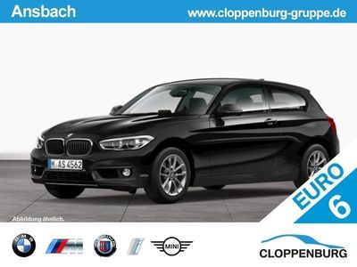gebraucht BMW 118 i 3-Türer Advantage DAB LED Tempomat USB Shz