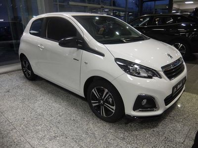 gebraucht Peugeot 108 1.2 VTi Allure *GT-Line Paket*