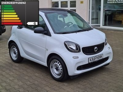 gebraucht Smart ForTwo Coupé fourtwo Leder Navi Panorama LED-Tag