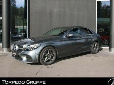 gebraucht Mercedes C220 d AMG LED+SHD+KAMERA+KEYLESS+PTS+SHZ+KLIMA