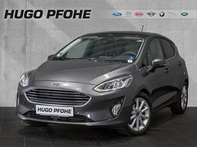 gebraucht Ford Fiesta Titanium 1,0 EcoBoost - UPE 25.210,- EUR