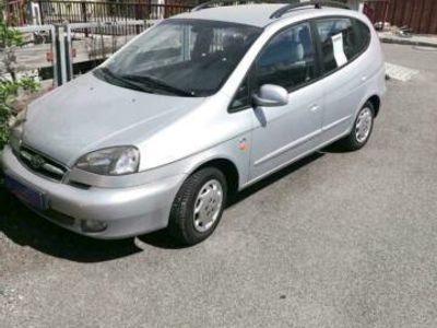 gebraucht Chevrolet Tacuma 2,0 L- Super Familienvan mit ...